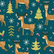 Новогодние олени 2