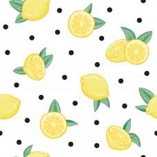 Горошки с лимоном