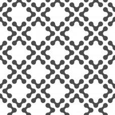 Геометрический узор из точек