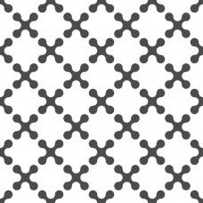 Геометрический узор из точек 2